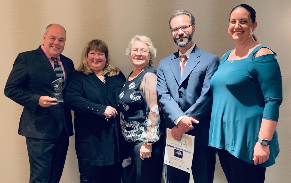 Denmat Receives Econalliance Of Northern Santa Barbara County 2018 Innovation Award Local News Santamariatimes Com