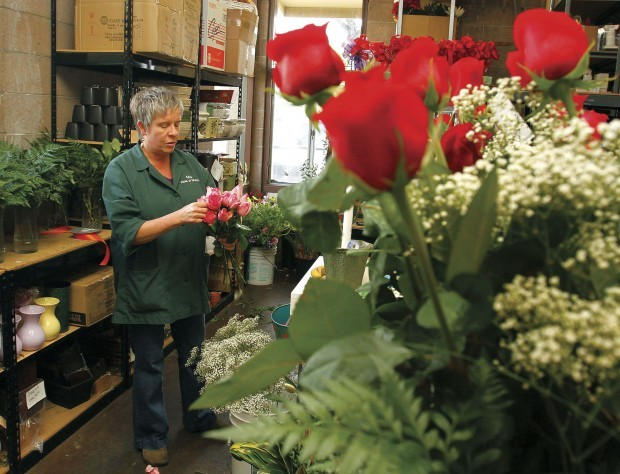 Local florists ready for rush