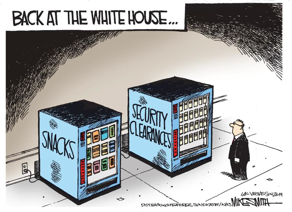 Cartoon: Chips and clearances