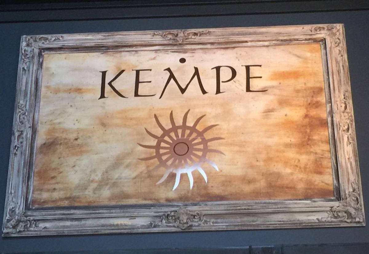 Kempe sign