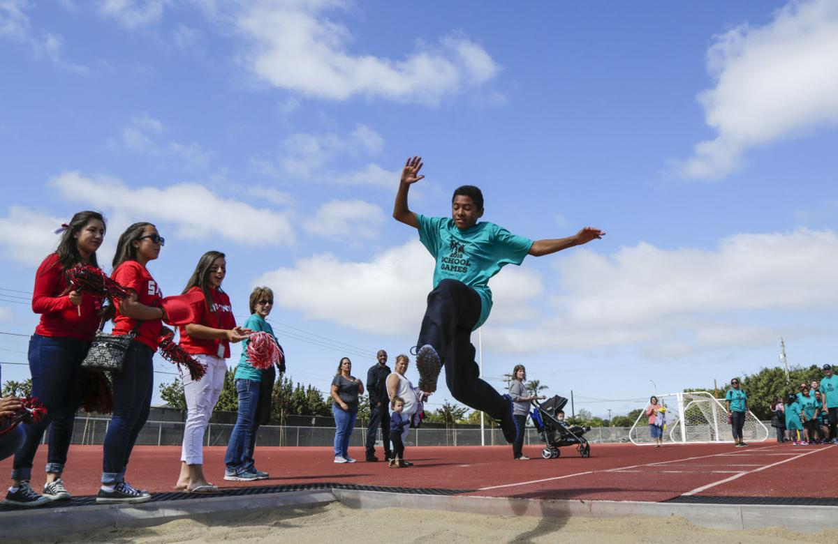 Special Olympics athletes compete at High School Games | Local News