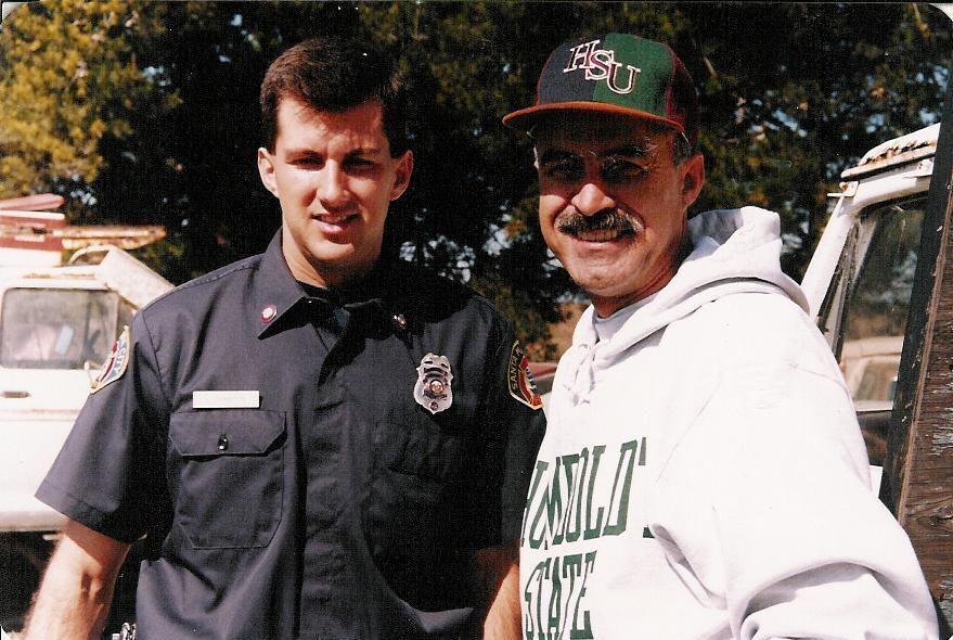 Leonard and Mike Champion