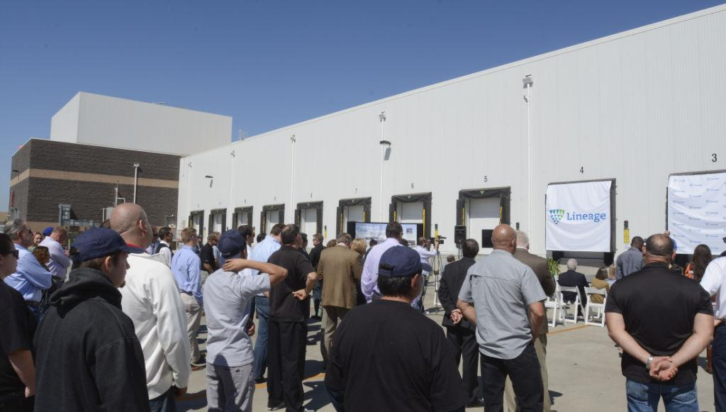Lineage sets up cold storage facility in Santa Maria | Local