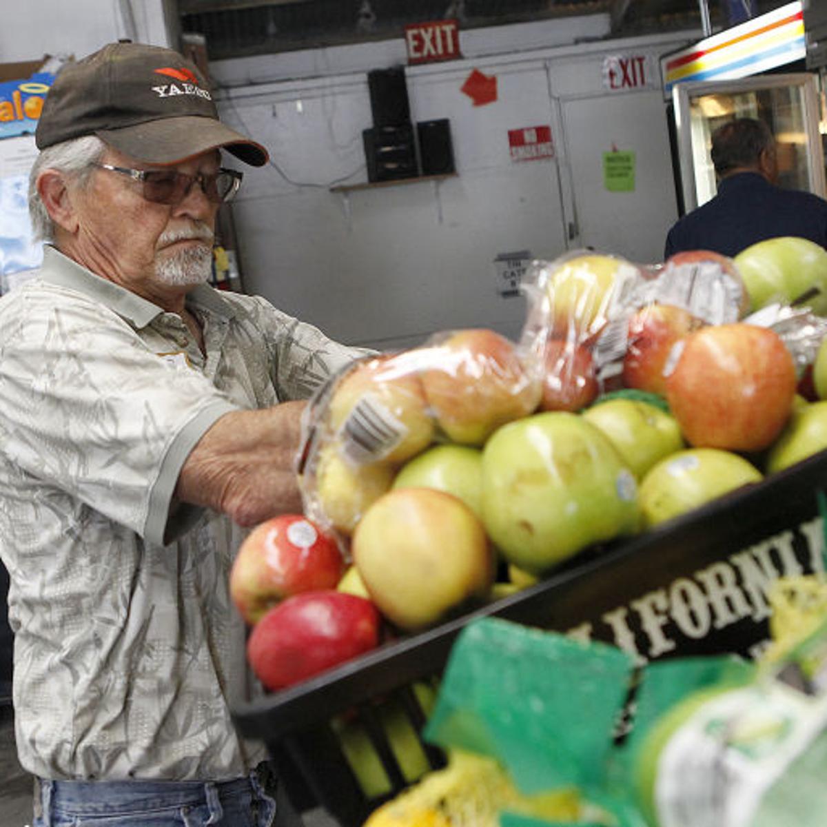 Slo County Food Bank Looking To Move Close Oceano And Paso Robles Facilities Local News Santamariatimes Com