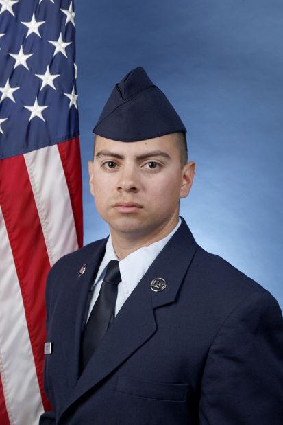 Air Force Airman Daniel J. Cortez