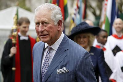Prince Charles, AP file photo