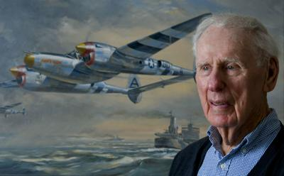 Stories of Honor - Jim Kunkle: A distinguished flying career