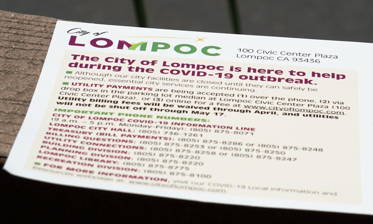 052020 Lompoc utilities
