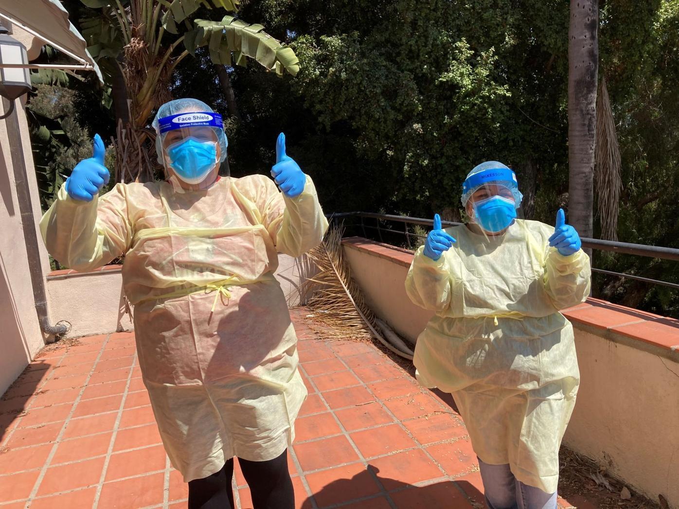 Housing 4 Harvest PPE Training Sept 2020