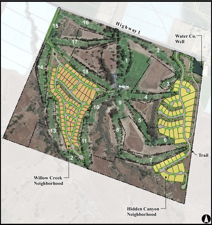 Key Site 21 overview map
