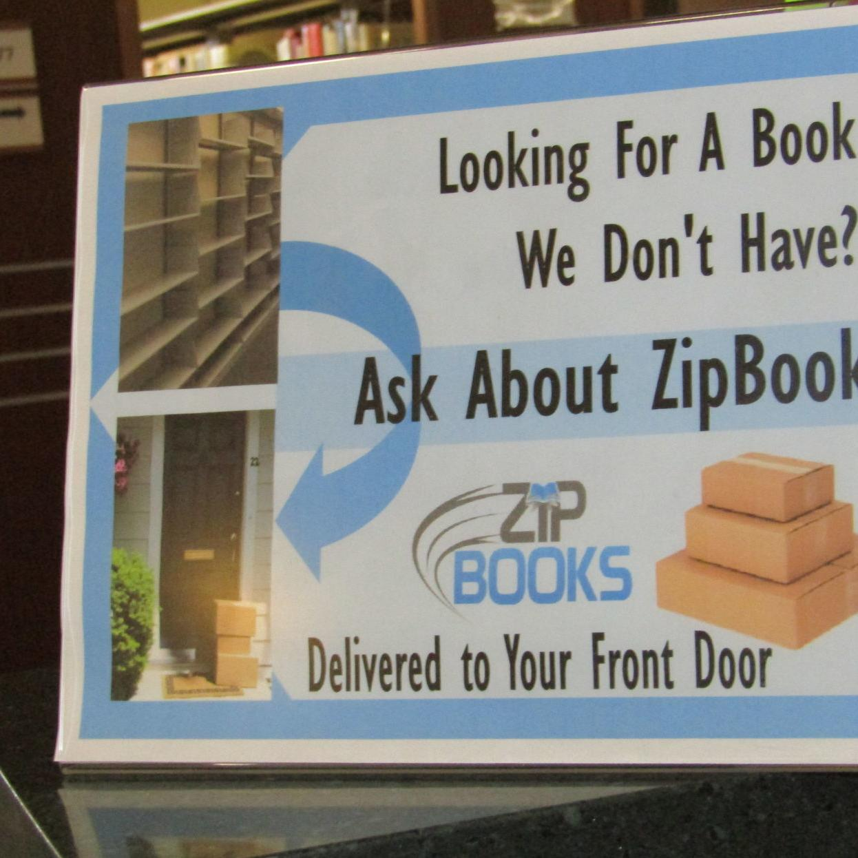 Zip Books: Library looks to expand use by shipping audio