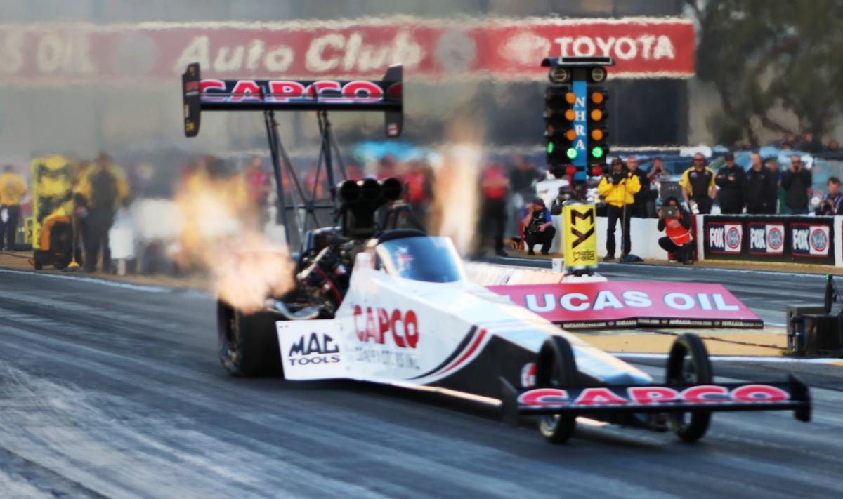 Drag racing the field is set for first nhra final eliminations of 2019