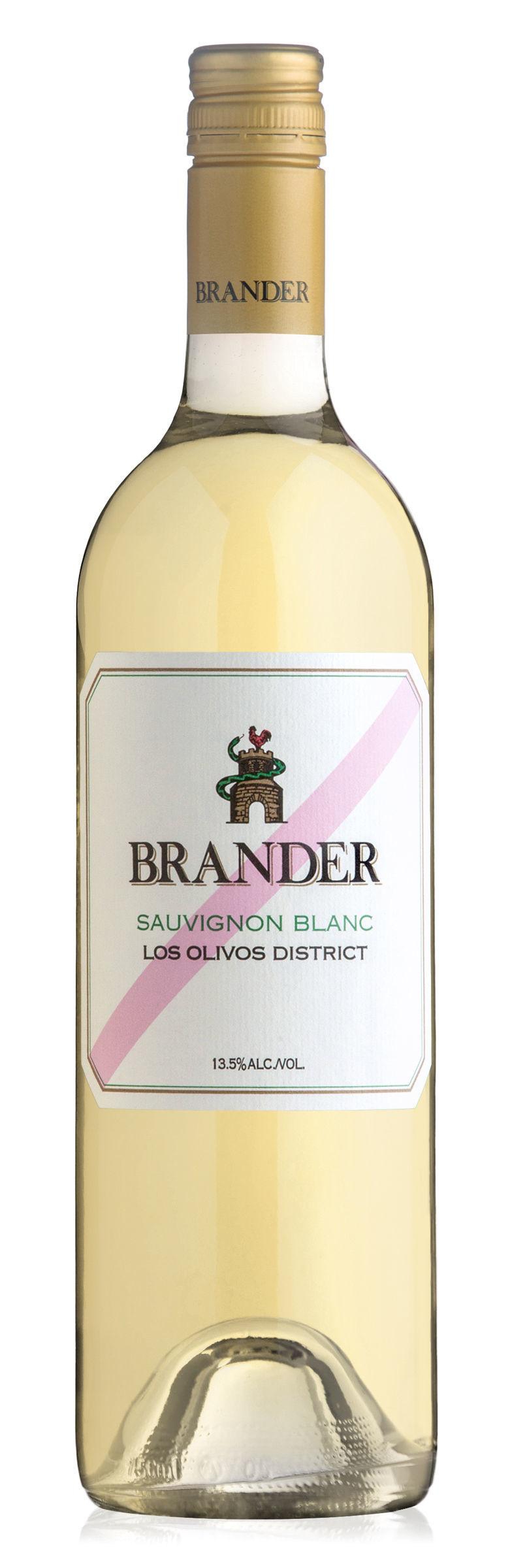 42nd vintage of Brander Vineyard's flagship sauvignon blanc