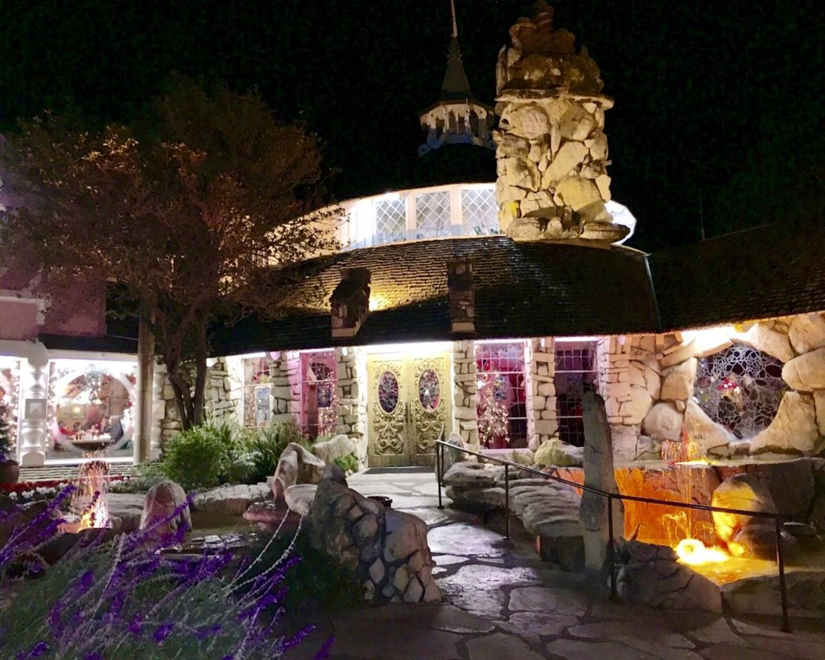 Donna Polizzi: Madonna Inn lights up the Central Coast ...