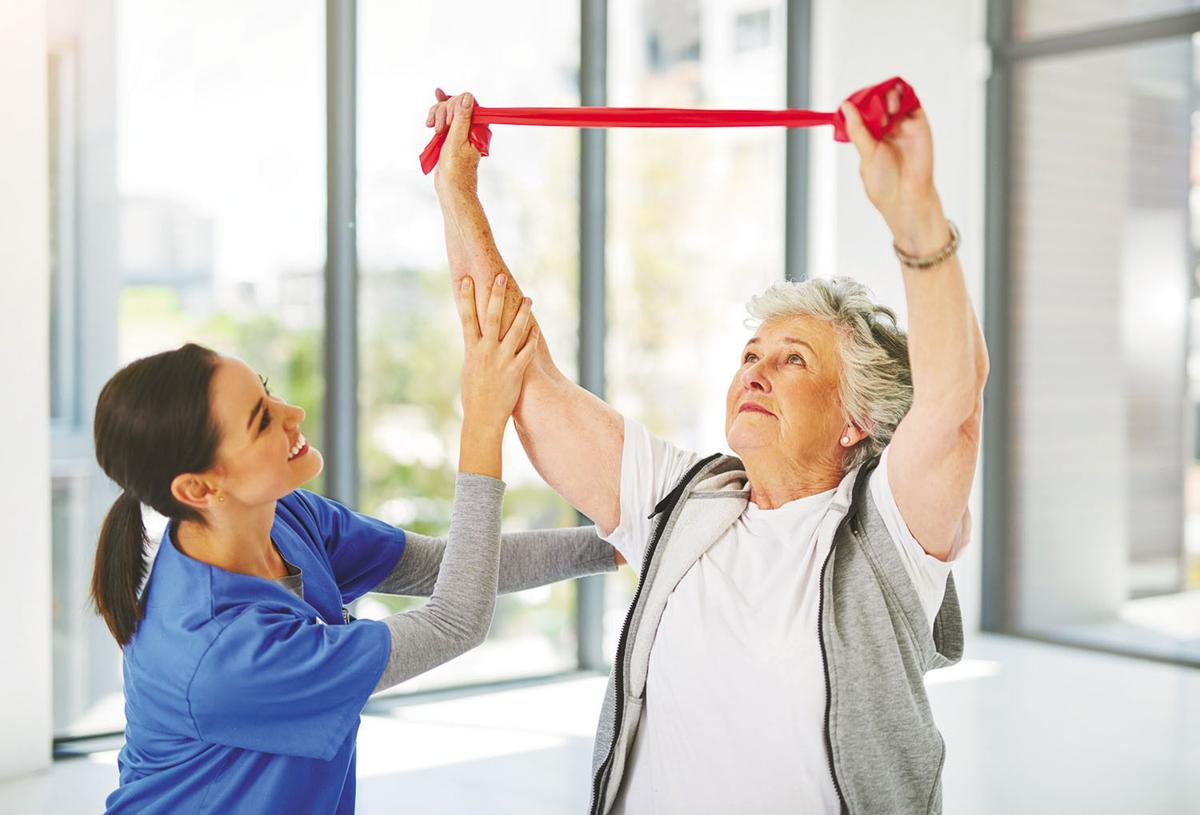 Building strength before surgery may ease recovery