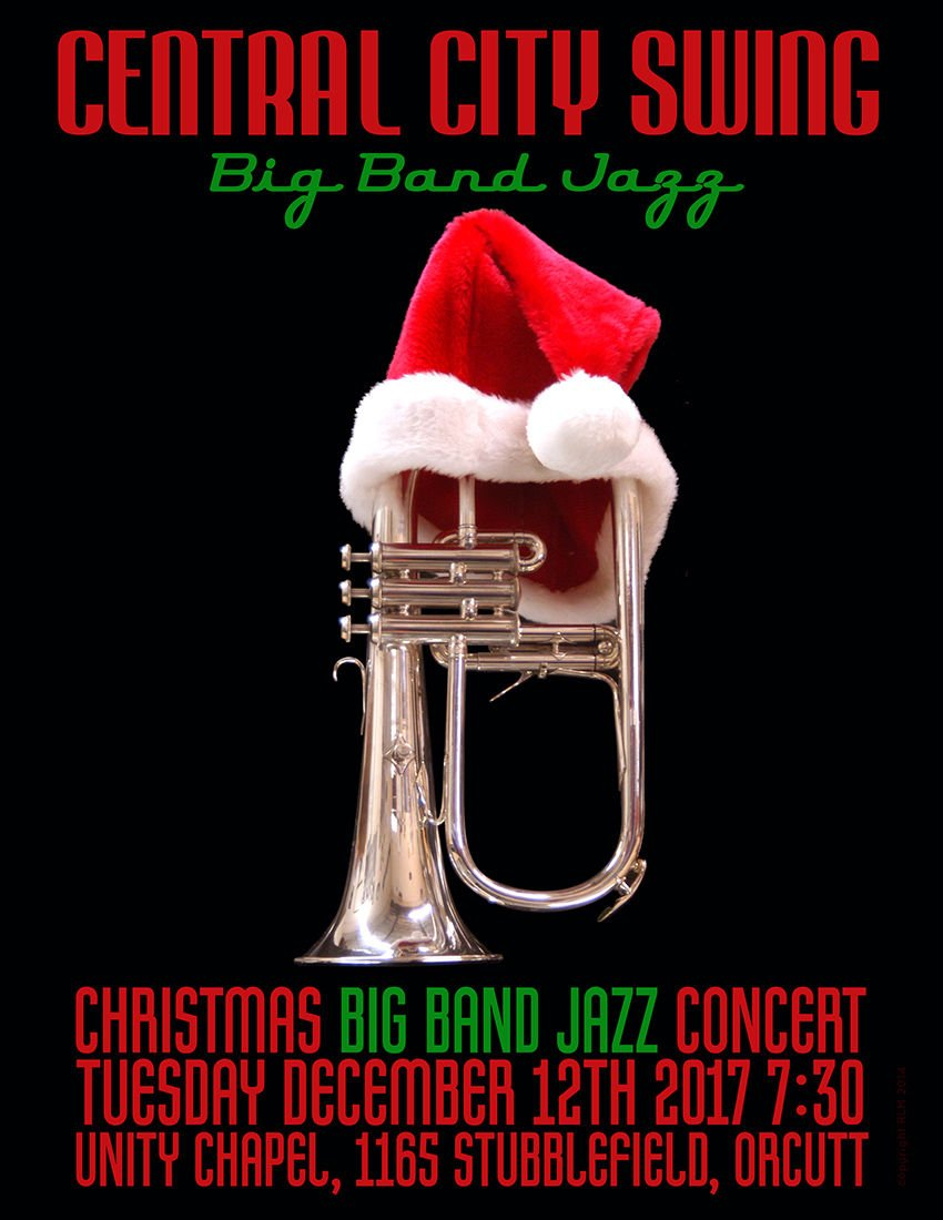 Central City Swing - Christmas Concert