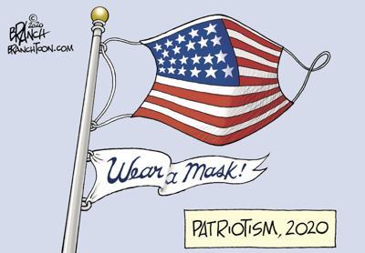 Editorial Cartoon: Patriotism