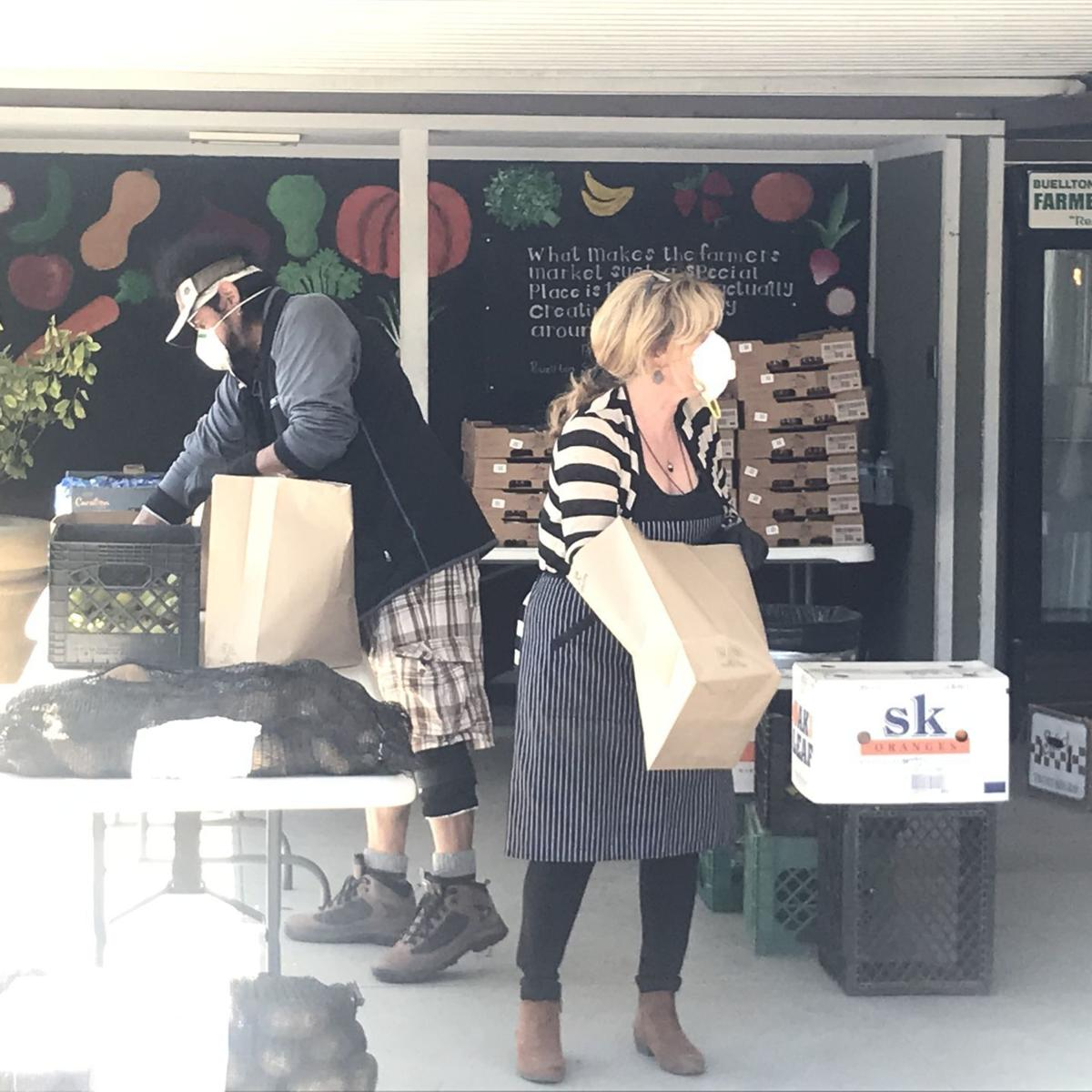 Photos: Buellton Senior Center increases food delivery to local seniors