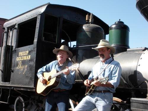Railroad Festival has full head of steam