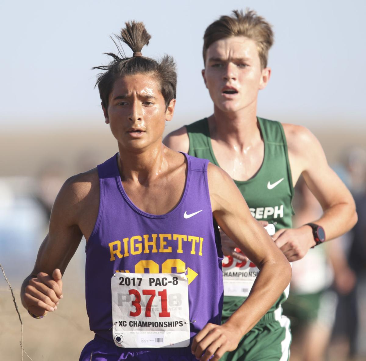 PAC 8 Cross Country Championships
