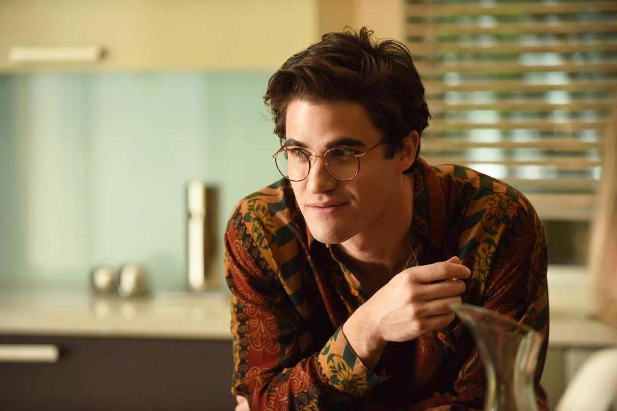 """Darren Criss -- """"The Assassination of Gianni Versace: American Crime Story."""" -- 1"""