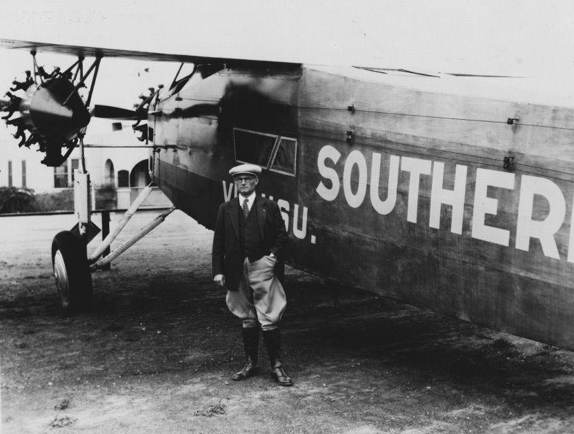 Aviator Allan G. Hancock