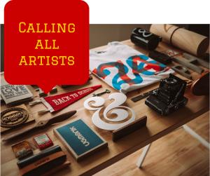 SMV Calling all artists