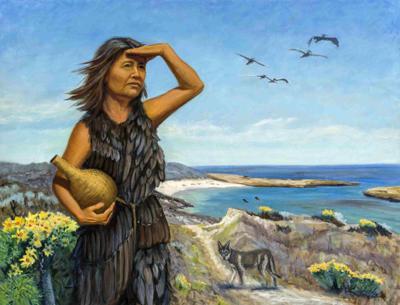 080619 Woman of San Nicolas