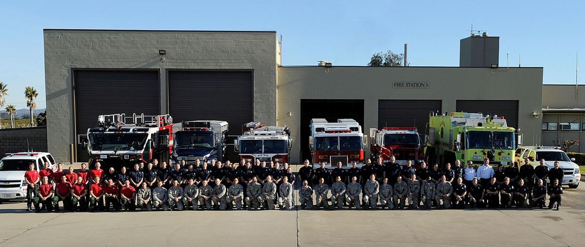 Vandenberg Fire Dept Wins Dod Level Award Vandenberg Air Force