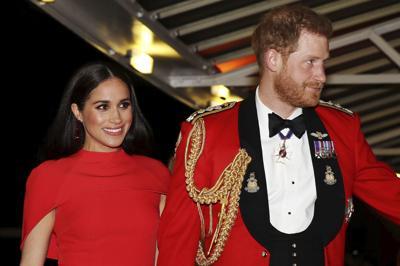 Britain Duchess of Sussex