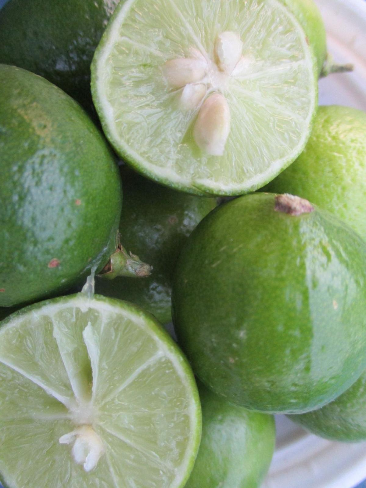 Highlight: Mexican lime