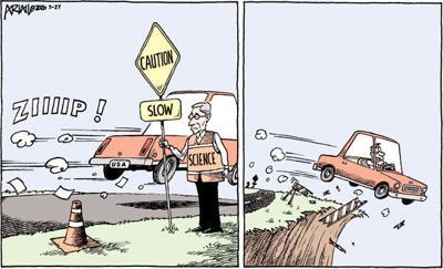 Editorial Cartoon: Zip