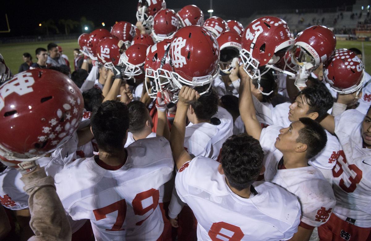 High School Football: Saints playoff run a joy to watch, especially for Santa Maria High grads
