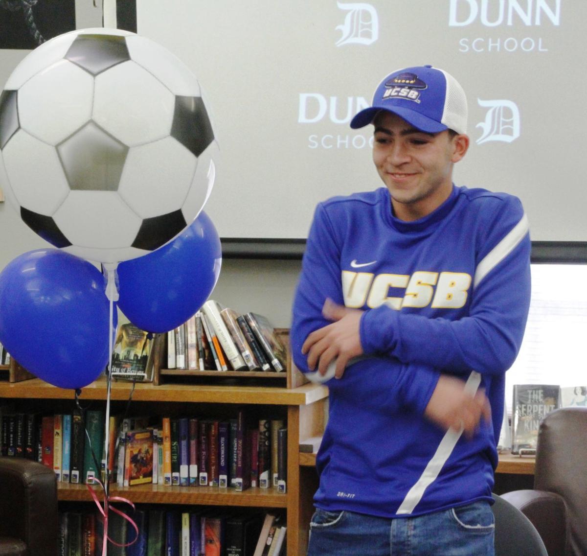 Dunn School's Rodney Michael wins Gatorade Player of the Year award