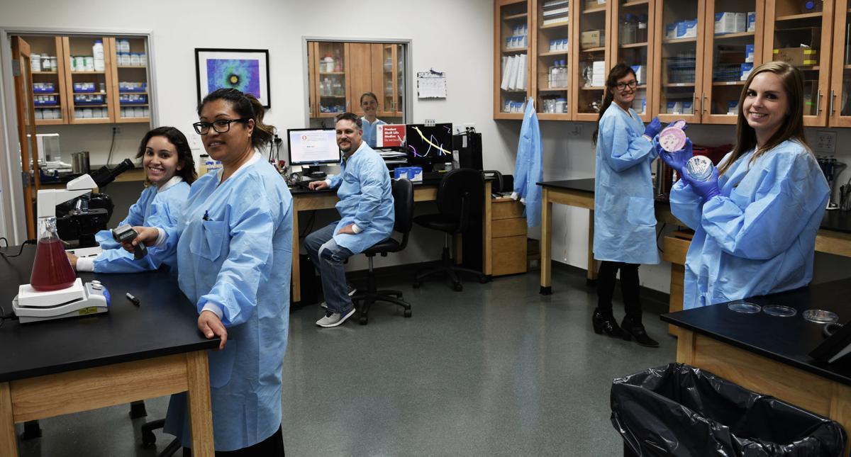 Hardy Diagnostics Research & Development Department