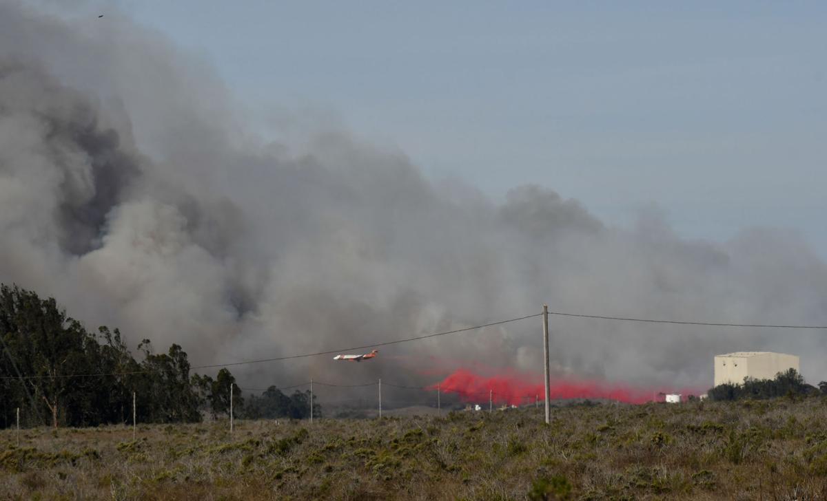 112417 Encelados fire VAFB 05.jpg