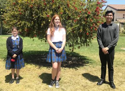 """4-Way Test"" essay contest winners"