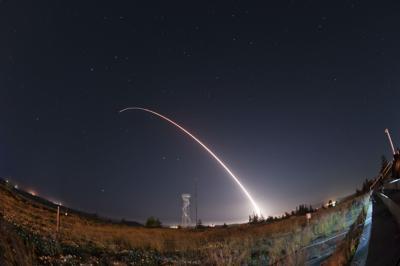 Vandenberg Launch Schedule 2019 ICBM test launch scheduled for Tuesday night from Vandenberg Air