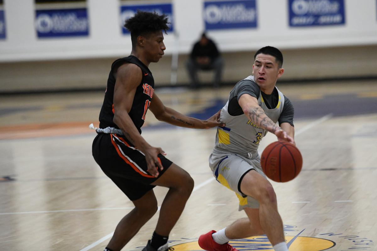 Hancock vs Ventura Men's Basketball