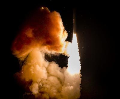 020520 Minuteman III launch 2