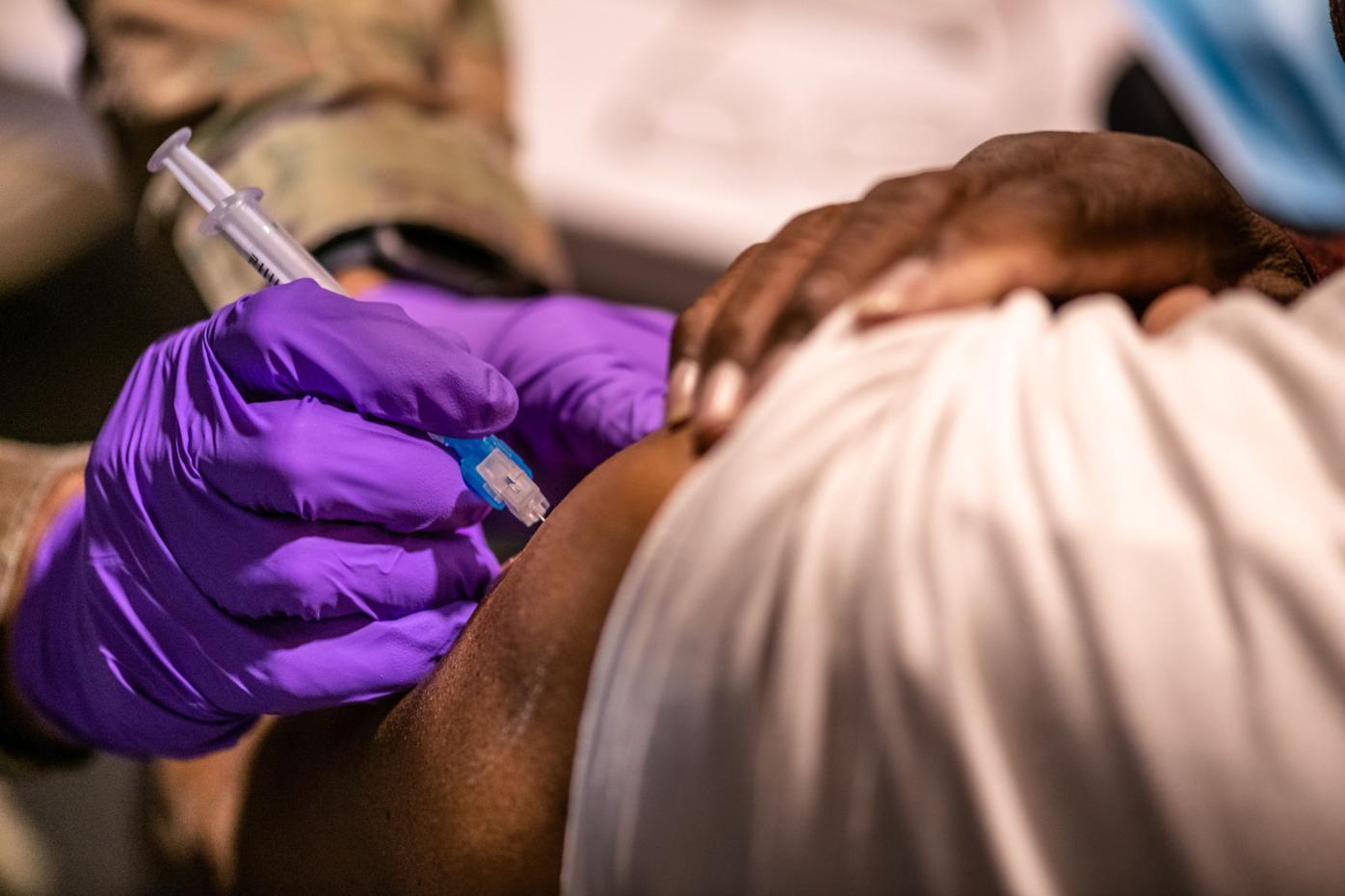 COVID-19 vaccination support