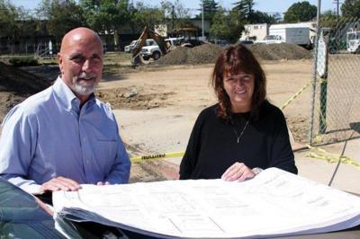 Good Samaritan Shelter's permanent housing project under way