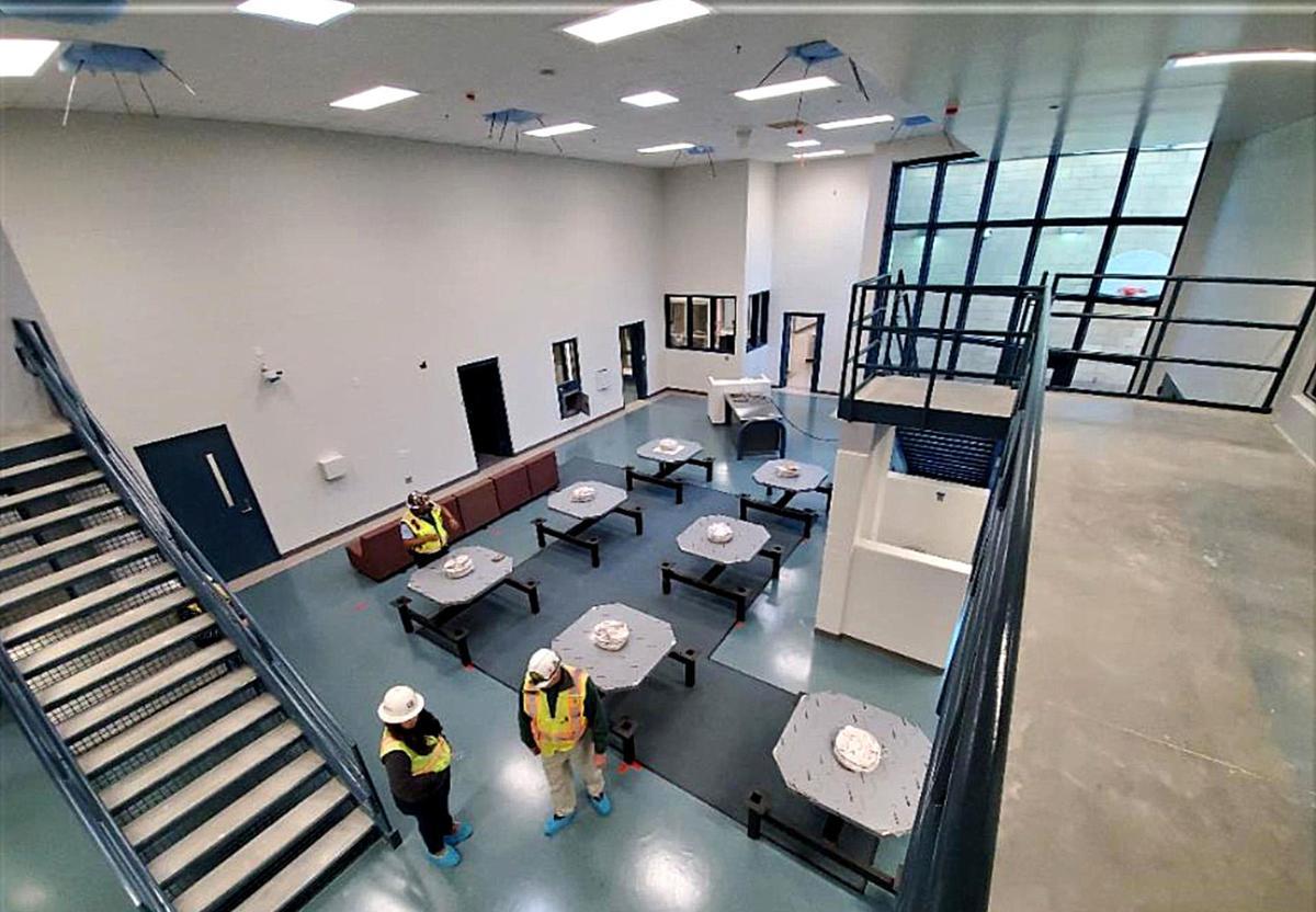 Santa Barbara County Northern Branch Jail