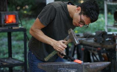 'Forged in Fire': Central Coast blademaker, teacher to compete on History Channel program