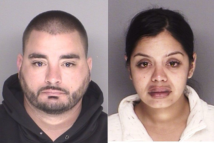 Couple charged in Orcutt shooting appears in court