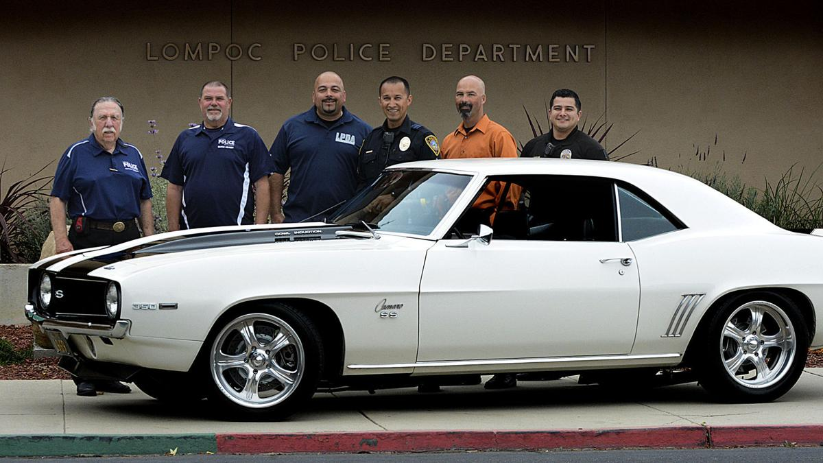 Returning Lompoc Police Car Show Opens Friday Continues Saturday At - Lompoc car show