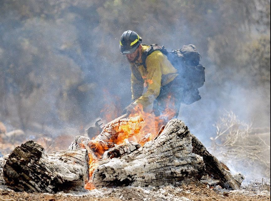 Rey Fire reaches nearly 19,000 acres