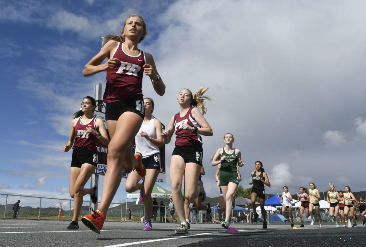 Photos: Nipomo hosts CCAA Track and Field Meet on new track