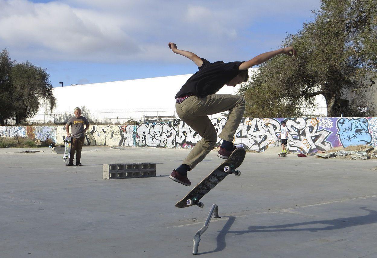 Nipomo Skatepark 02