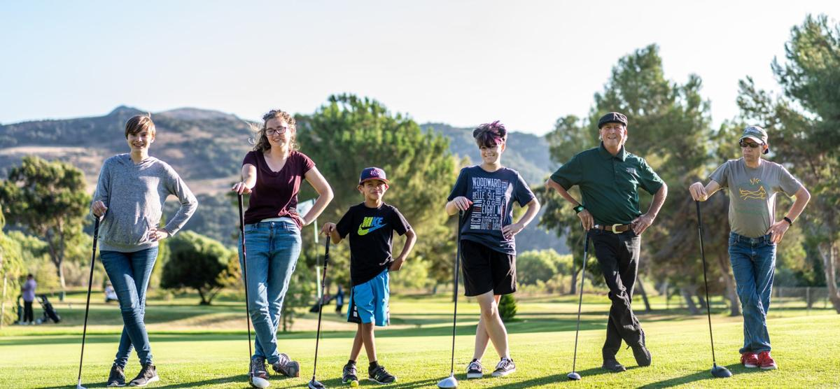 Special Olympics athletes take a 'slice' at Zaca Creek Golf